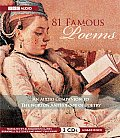 Eighty-One Famous Poems (2 CD's)