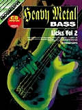 Heavy Metal Bass Licks Volume 2