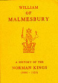 History of the Norman Kings 1066-1125