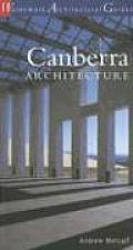 Canberra Architecture (Architecture Guides)