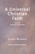 A Universal Christian Faith