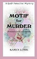 Motif for Murder