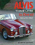 Alvis Three Litre in Detail: Ta21 to Tf21 1950-67