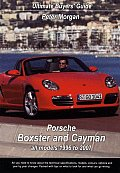 Porsche Boxster & Cayman All Models 1996 to 2007