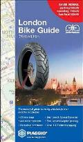 London Bike Guide: Saves Riders Parking, Speed and Bus Lane Tickets As Well As a Great London Zone 1 and 2 Street Map