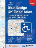 Concise Blue Badge Uk Road Atlas