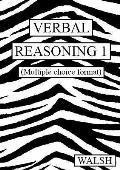 Verbal Reasoning: Papers 1-4