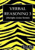 Verbal Reasoning 3