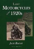 Lost Motorcycles of the 1920S