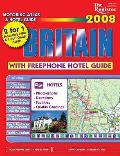 Register Motoring Atlas and Hotel Guide