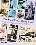 What Every Woman Should Know Lifestyle Lessons from the 1930s