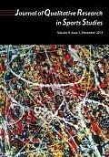 Journal of Qualitative Research in Sports Studies 2014, Vol 8