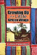Growing Up in a Little African Village an Illustrated Edition
