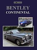 Bentley: Continental