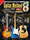 Guitar Method Book 1 Cover
