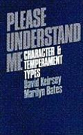 Please Understand Me Character & Temperament Types