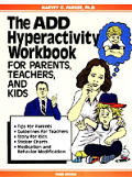 Add Hyperactivity Workbook For Parents