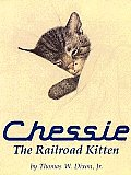Chessie the Railroad Kitten