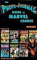 Photo-Journal Guide to Marvel Comics #4: Photo-Journal Guide to Marvel Comics K-Z