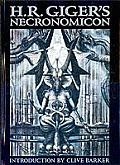 H.R. Giger's Necronomicon Cover