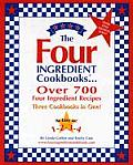 The Four Ingredient Cookbooks