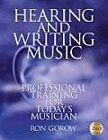 Hearing & Writing Music Professional Training for Todays Musician