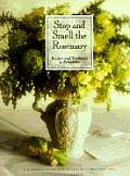 Stop and Smell the Rosemary: Recipes and Traditions to Remember Cover