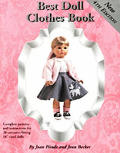 Best Doll Clothes Book