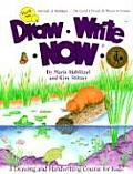 Draw Write Now Book 6 Animal & Habitats On Land Ponds & Rivers Oceans