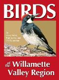 Birds of the Willamette Valley Region Cover