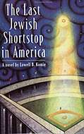 The Last Jewish Shortstop in America Cover