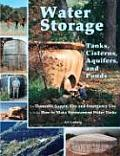 Water Storage Tanks Cisterns Aquifers & Ponds