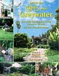 New Create an Oasis with Greywater Choosing Building & Using Greywater Systems Includes Branched Drains