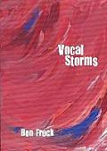Vocal Storms: Selected Poems