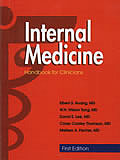 Internal Medicine Handbook For Clinicians