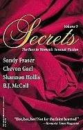 Secrets Volume 5 the Best in Womens Erotic Romance