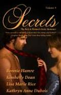 Secrets Volume 9 the Best in Womens Romantic Erotica