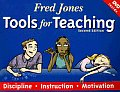 Fred Jones Tools for Teaching Discipline Instruction Motivation With DVD