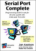 Serial Port Complete Programming & Circuits for RS 232 & RS 485 Links & Networks