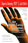 It's Not Carpal Tunnel Syndrome!: RSI Theory and Therapy for Computer Professionals Cover