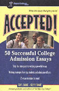 Accepted 50 Successful College Admission