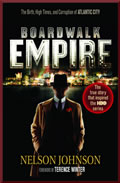Boardwalk Empire: The Birth, High Times, and Corruption of Atlantic City Cover