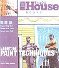 Essential Paint Techniques: Improving Your Home with Paint Inside and Out