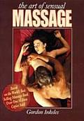 Art of Sensual Massage DVD