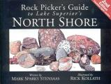 Rock Pickers Guide to Lake Superior's North Shore Cover