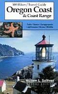 100 Hikes Travel Guide Oregon Coast & Coast Range
