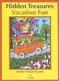 Vacation Fun Hidden Treasures