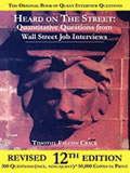 Heard on The Street: Quantitative Questions from Wall Street Job Interviews (Revised 12th Edition) Cover