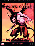 Legions of Hell: Book of Fiends Volume 1