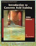 Introduction to Concrete Acid Staining